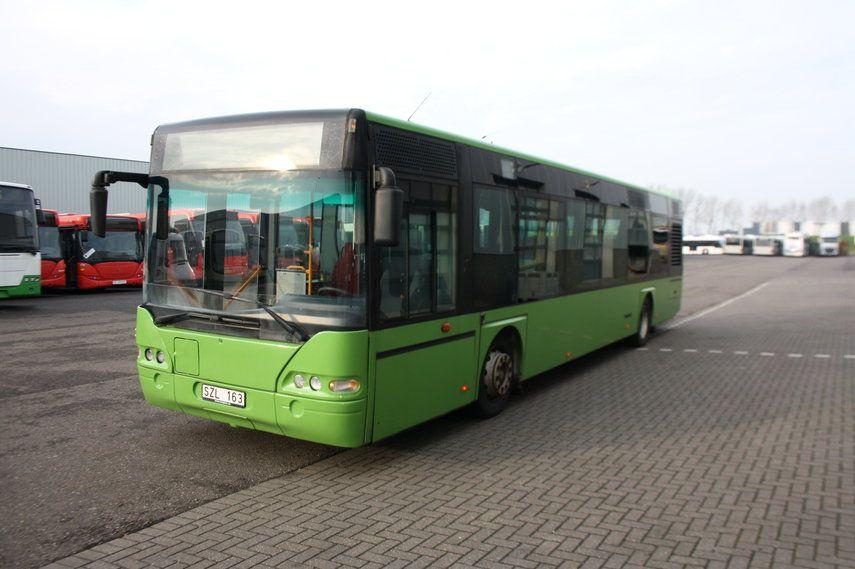 Nice buses